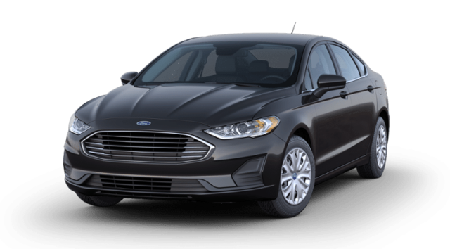 new 2019 Ford Fusion S Sedan in ontario oregon